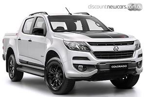 2019 Holden Colorado Z71 RG Manual 4x4 MY19