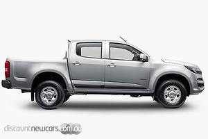 2019 Holden Colorado LS RG Auto 4x2 MY19