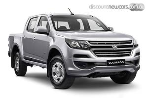 2019 Holden Colorado LS RG Manual 4x2 MY19