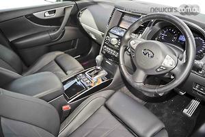 2019 Infiniti QX70 S Premium Auto 4x4