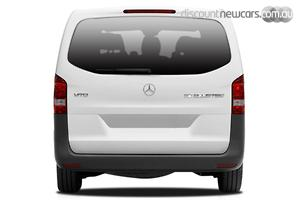 2019 Mercedes-Benz Vito 119BlueTEC Medium Wheelbase Auto