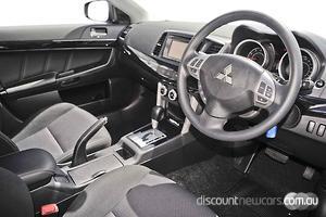 2017 Mitsubishi Lancer ES Sport CF Auto MY17