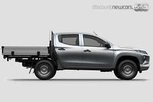 2019 Mitsubishi Triton GLX MR Manual 4x4 MY19 Double Cab
