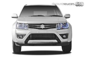 2018 Suzuki Grand Vitara Sport Manual 4x4