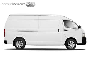 2018 Toyota Hiace Super LWB Manual