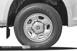 2019 Holden Colorado LS RG Manual 4x4 MY19