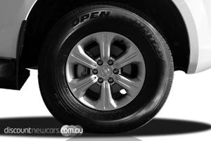 2019 Nissan Navara ST D23 Series 3 Manual 4x4 Dual Cab