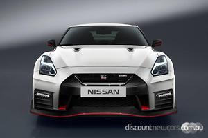 2019 Nissan GT-R NISMO R35 Auto AWD MY17
