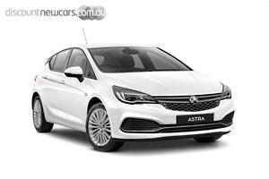 2018 Holden Astra R+ BK Manual MY18.5