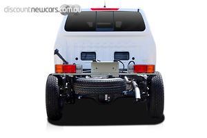 2020 Nissan Navara RX D23 Series 4 Auto 4x4 Dual Cab