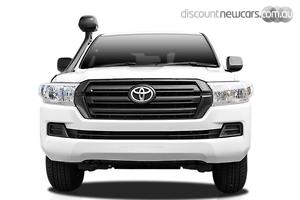 2019 Toyota Landcruiser GX Auto 4x4