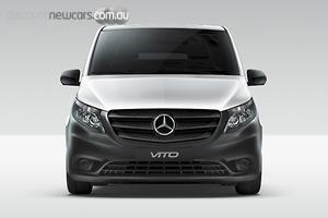 2020 Mercedes-Benz Vito 114CDI LWB Manual