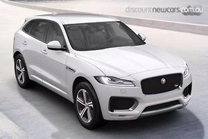 2019 Jaguar F-PACE 30d S Auto AWD MY20