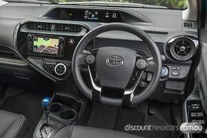 2019 Toyota Prius C i-Tech Auto