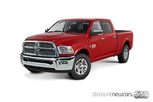 2018 RAM 2500 Laramie Short Box Auto 4x4 MY18