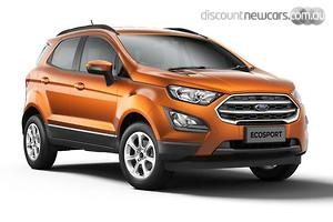 2019 Ford EcoSport Trend BL Auto MY19.25