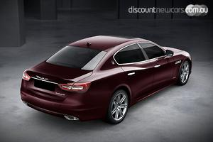 2020 Maserati Quattroporte GTS GranLusso Auto MY20