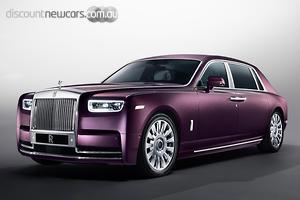 2020 Rolls-Royce Phantom 688L Extended Wheelbase Auto MY20