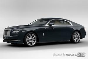 2020 Rolls-Royce Wraith Auto MY20