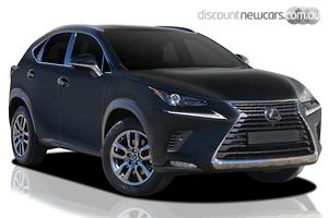 2019 Lexus NX NX300 Luxury Auto AWD