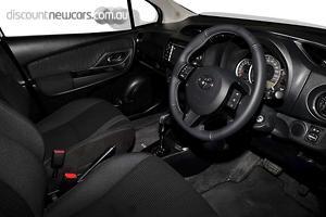 2018 Toyota Yaris SX Auto