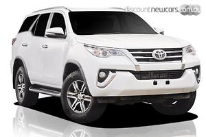 2019 Toyota Fortuner GXL Auto 4x4