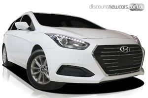2018 Hyundai i40 Premium Auto