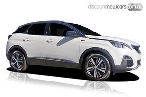 2019 Peugeot 3008 GT Line Auto MY19