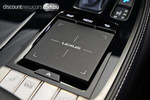 2018 Lexus LS500 F Sport Auto