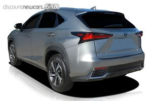2019 Lexus NX NX300h Sports Luxury Auto AWD