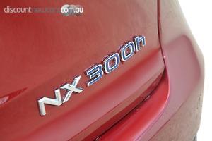 2021 Lexus NX NX300h Luxury Auto 2WD