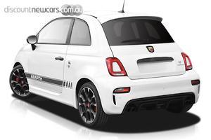 2019 Abarth 595 Competizione Auto