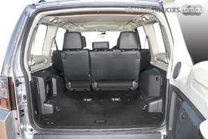 2019 Mitsubishi Pajero Exceed NX Auto 4x4 MY19