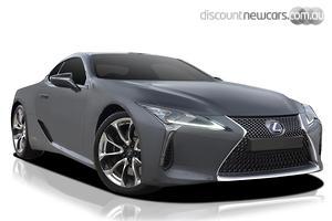 2018 Lexus LC LC500h Auto