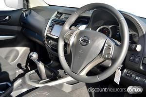 2019 Nissan Navara ST D23 Series 3 Manual 4x2 Dual Cab