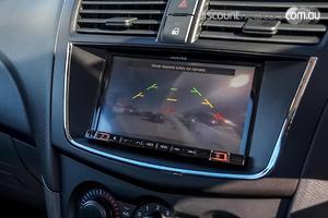 2019 Mazda BT-50 XT UR Manual 4x2