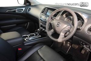 2018 Nissan Pathfinder Ti R52 Series II Auto 4WD MY17