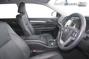 2018 Toyota Kluger GXL Auto 2WD