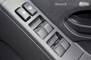 2019 Isuzu D-MAX SX Manual 4x4 MY19