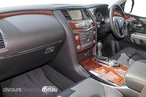 2019 Nissan Patrol Ti Y62 Series 4 Auto 4x4