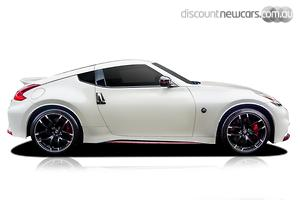 2018 Nissan 370Z NISMO Z34 Manual MY18