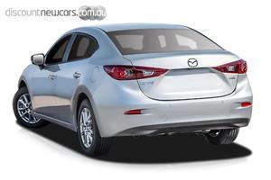 2019 Mazda 3 Neo Sport BN Series Manual