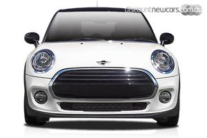 2017 MINI Hatch Cooper D Auto