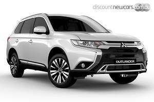 2019 Mitsubishi Outlander LS ZL Auto AWD MY19