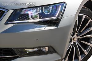 2019 SKODA Superb 206TSI Auto 4x4 MY19