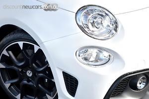 2018 Abarth 595 Competizione Auto