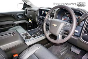 2018 Chevrolet Silverado 2500HD LTZ Midnight Edition Auto 4x4