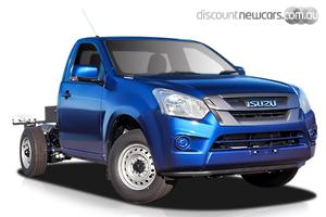 2019 Isuzu D-MAX SX Manual 4x2 MY19