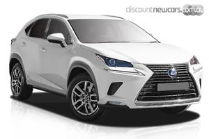 2020 Lexus NX NX300h Luxury Auto AWD