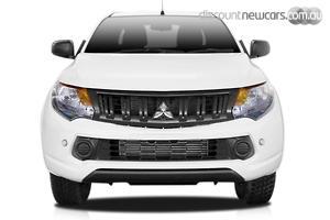 2018 Mitsubishi Triton GLX MQ Manual 4x4 MY18